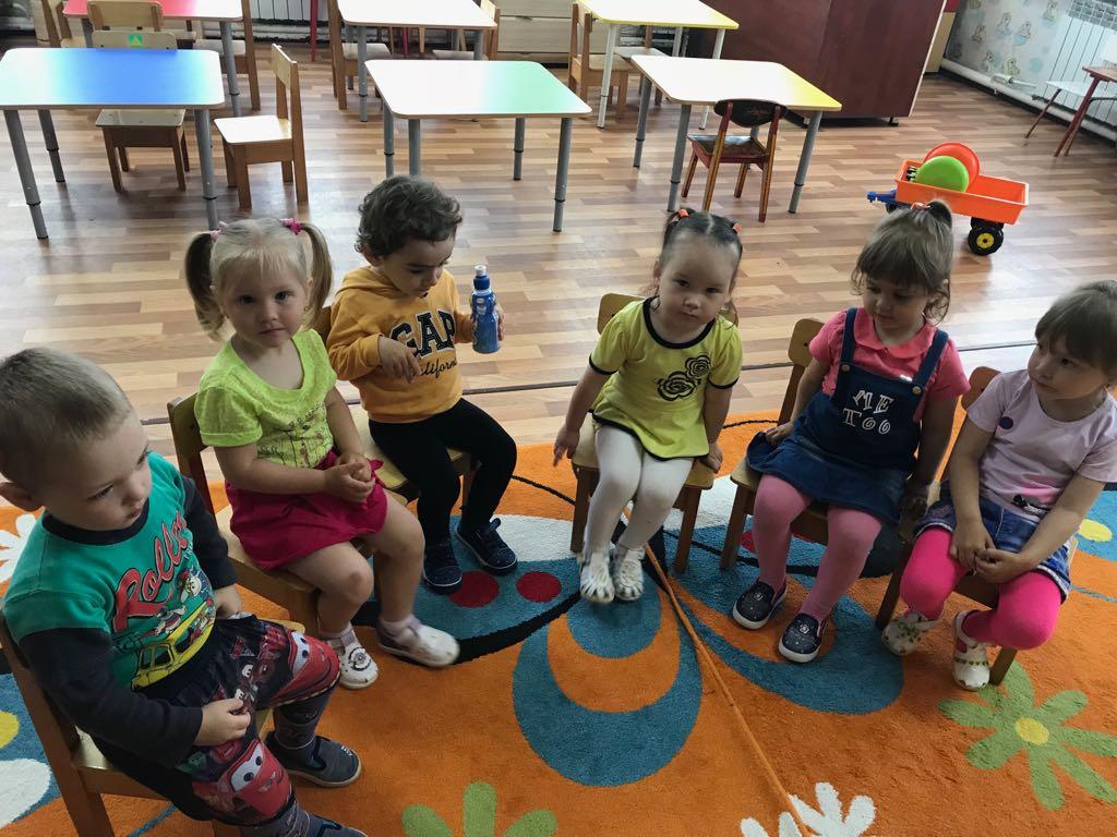 группа малыши